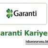 Garanti Bankası İş Başvurusu