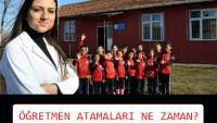 2017 Öğretmen Ataması Ne Zaman?