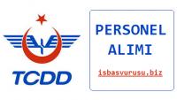 TCDD Engelli Personel Alımı