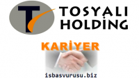 Tosyalı Holding İş Başvurusu