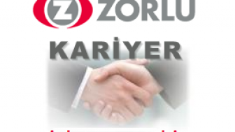 Zorlu Holding İş Başvurusu