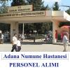 Adana Numune Hastanesi İş Başvurusu