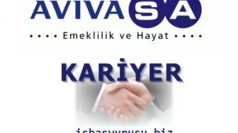 AvivaSa İş Başvurusu