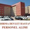 Bandırma Devlet Hastanesi İş Başvurusu