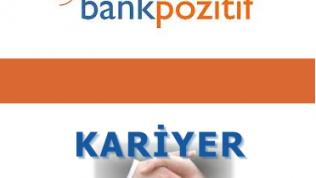 BankPozitif İş Başvurusu