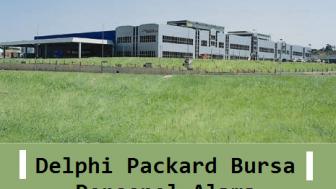 Delphi Packard Bursa İş Başvurusu