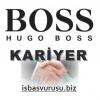 Hugo Boss İş Başvurusu