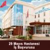 İstanbul Özel 29 Mayıs Hastanesi İş Başvurusu