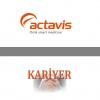 Actavis İş Başvurusu