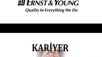 Ernst & Young İş Başvurusu