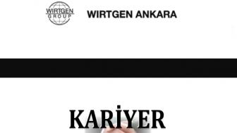 Wirtgen Ankara İş Başvurusu
