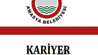 Amasya Belediyesi İş Başvurusu