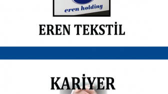 Eren Tekstil İş Başvurusu
