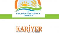 Gıda Tarım ve Hayvancılık Bakanlığı 489 Memur Alımı Yapacak