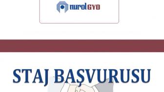 Nurol Holding Staj Başvurusu
