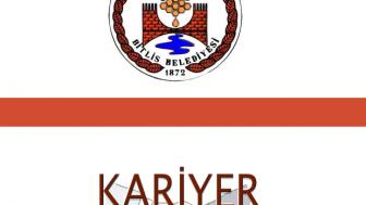 Bitlis Belediyesi İş Başvurusu