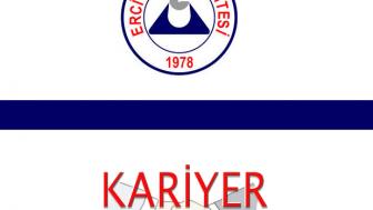 Erciyes Üniversitesi İş Başvurusu