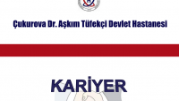 Adana Çukurova Devlet Hastanesi İş Başvurusu