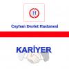 Ceyhan Devlet Hastanesi İş Başvurusu