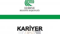 Edirne Belediyesi Personel Alımı