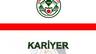 Giresun Belediyesi Personel Alımı