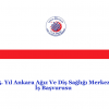 75. Yıl Ankara Ağız Ve Diş Sağlığı Merkezi İş Başvurusu