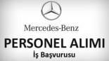 Mercedes Benz Türkiye İş Başvurusu