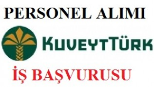 Kuveyt Türk İş Başvurusu