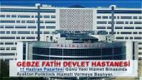 Gebze Fatih Devlet Hastanesi İş Başvurusu 2019