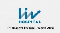 Liv Hospital İş Başvurusu