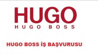 Hugo Boss Tekstil İş Başvurusu