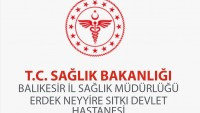 Erdek Devlet Hastanesi İş Başvurusu