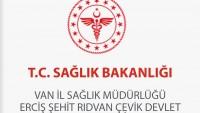 Erciş Devlet Hastanesi İş Başvurusu