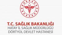 Dörtyol Devlet Hastanesi İş Başvurusu