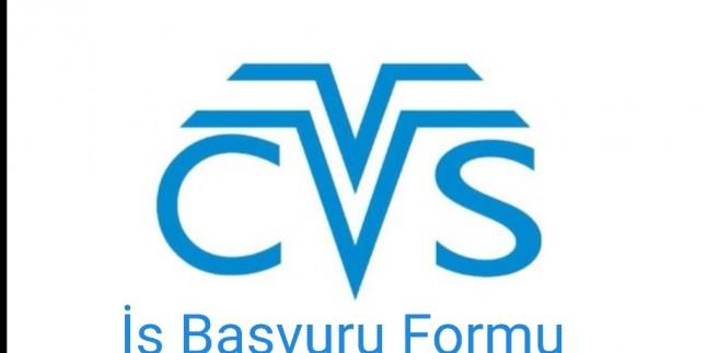 CVS Denizcilik İş Başvurusu
