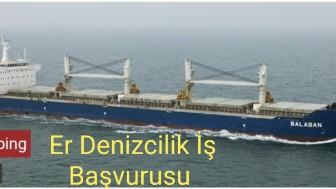 Er Denizcilik İş Başvurusu