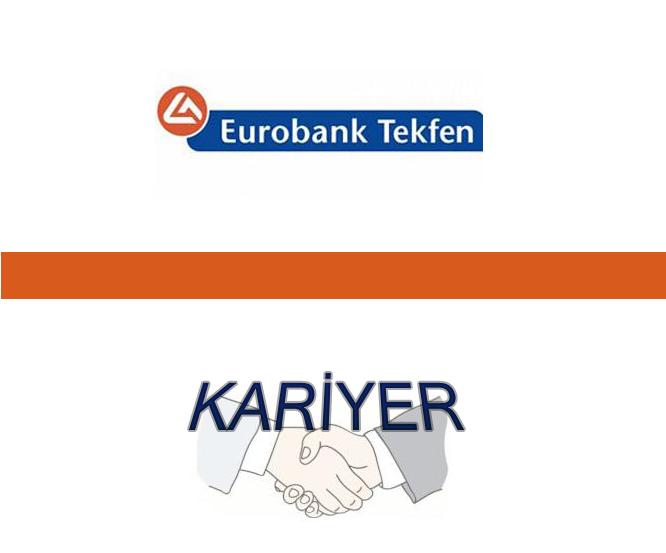 Eurobank Tekfen İş Başvurusu