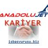 Anadolu Jet İş Başvurusu