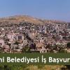 Adıyaman Besni Belediyesi İş Başvurusu