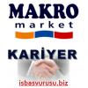 Makromarket İş Başvurusu