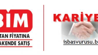 www.bim.com.tr İş Başvurusu