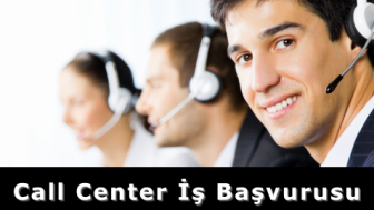 Call Center İş Başvurusu