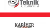 Teknik Alüminyum İş Başvurusu