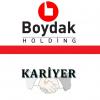 Boydak Holding İş Başvuru Formu