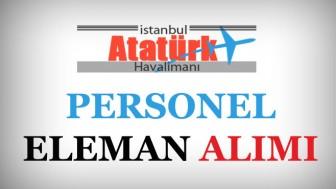 Atatürk Havaalanı İş Başvurusu