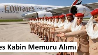 Emirates Kabin Memuru Alımı