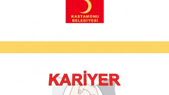 Kastamonu Belediyesi Personel Alımı