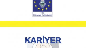 Kütahya Belediyesi Personel Alımı