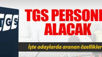 TGS İş Başvurusu 2019