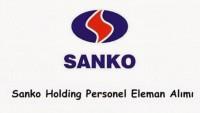 Sanko Holding İş Başvurusu